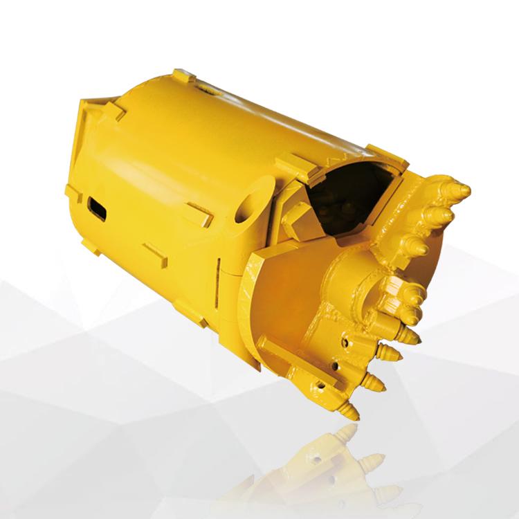 旋挖钻机回填土翻机预防措施